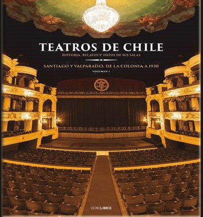Teatros de Chile